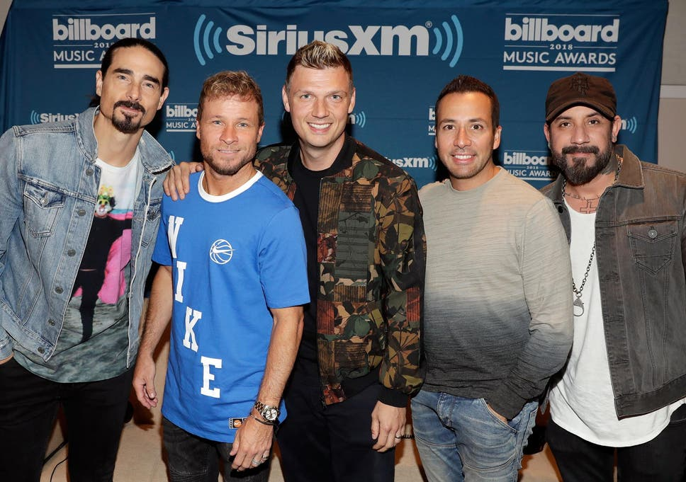 Backstreet Boys release first new single in five years | The