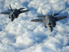 First F-35 fighter jet crash: Mystery fault forces pilot to