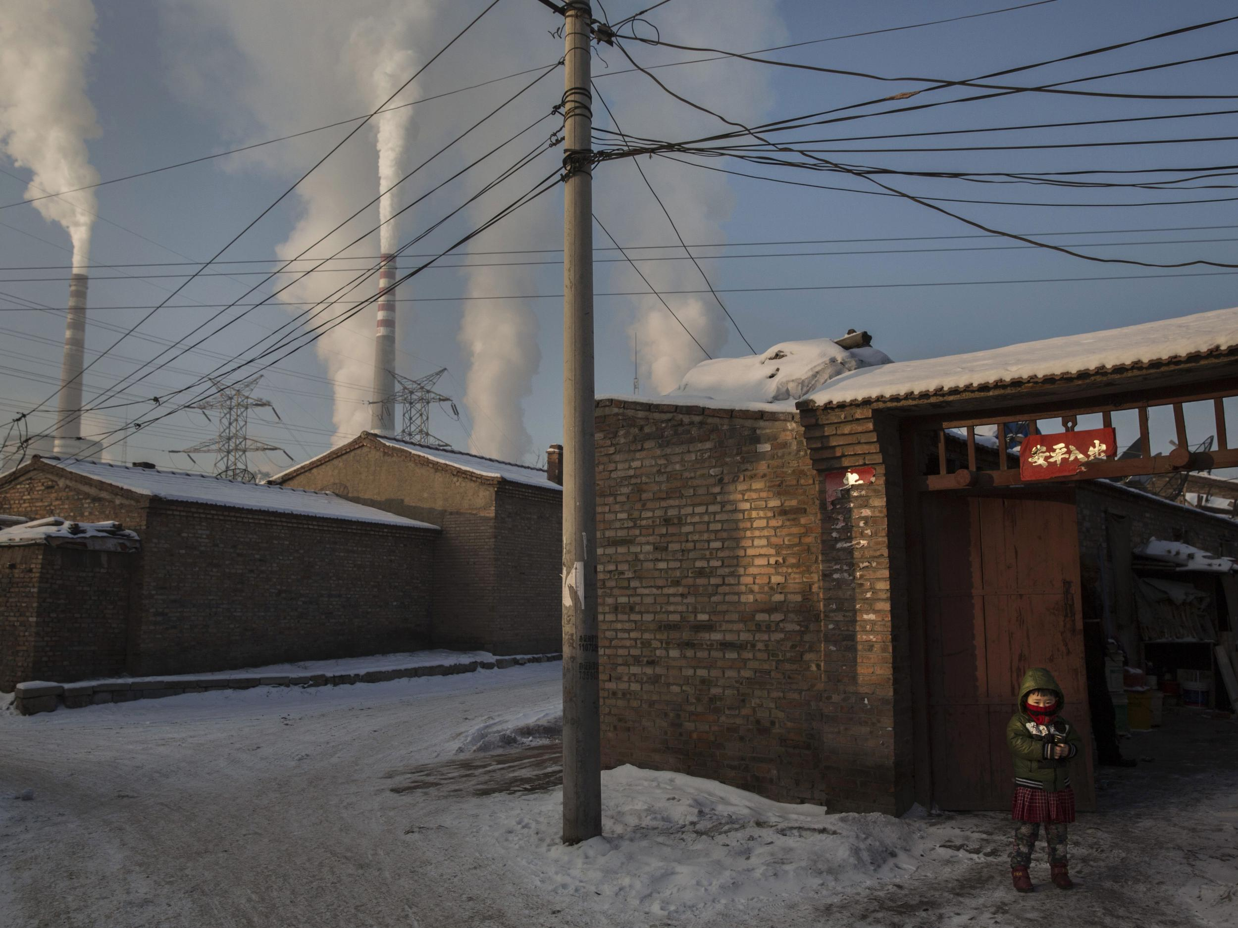 Closing coal and oil power plants leads to healthier babies being born, finds study: 'Perhaps it's time for the health of our children to be the impetus behind reducing the common sources of ambient air pollution. Their lives depend on it'