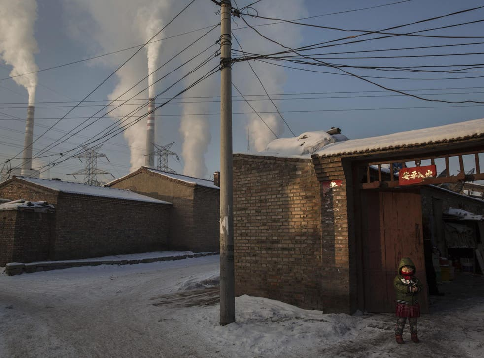 Air pollution from fossil fuel plants has been linked with harmful effects on pregnancy and young children's health