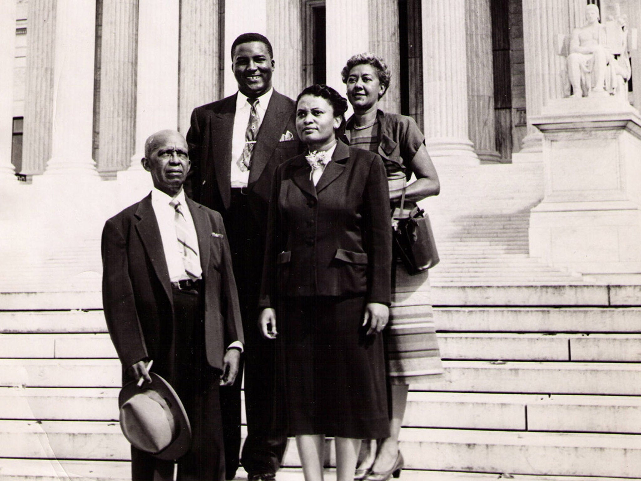 e65ca1c0ff Dovey Johnson Roundtree: Lawyer who blazed a trail for African-Americans  and women during segregation | The Independent