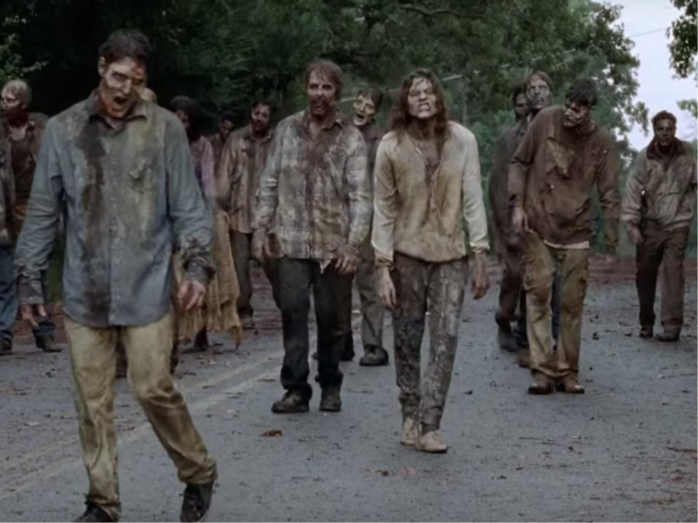 Are Breaking Bad and The Walking Dead set in the same universe?