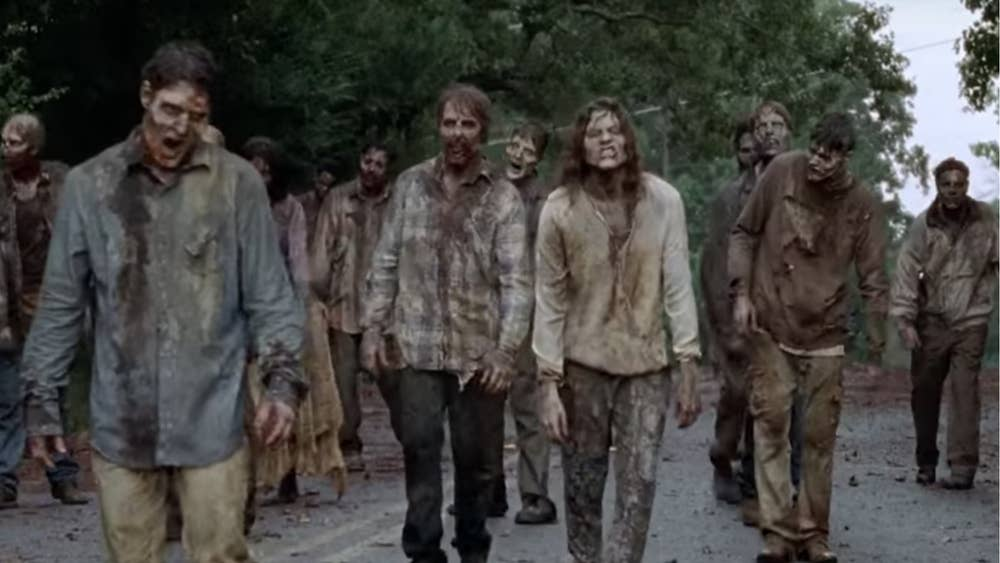 Image result for Walking Dead