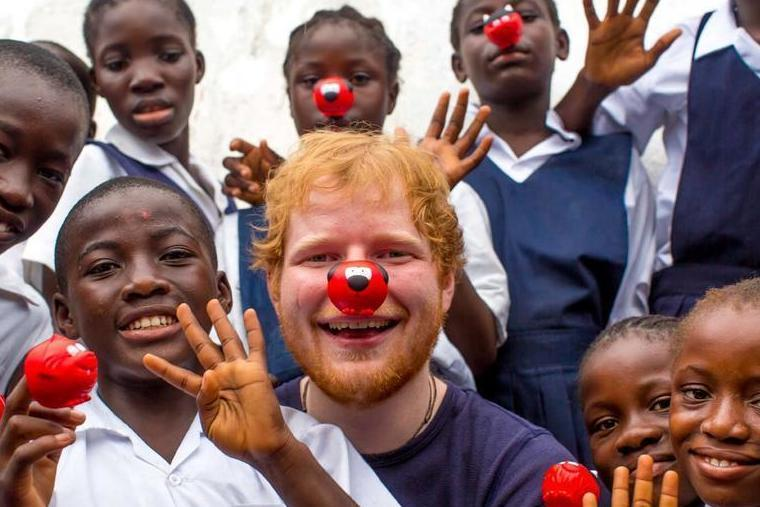 Red Nose Day: What is Comic Relief USA and where does the money go?