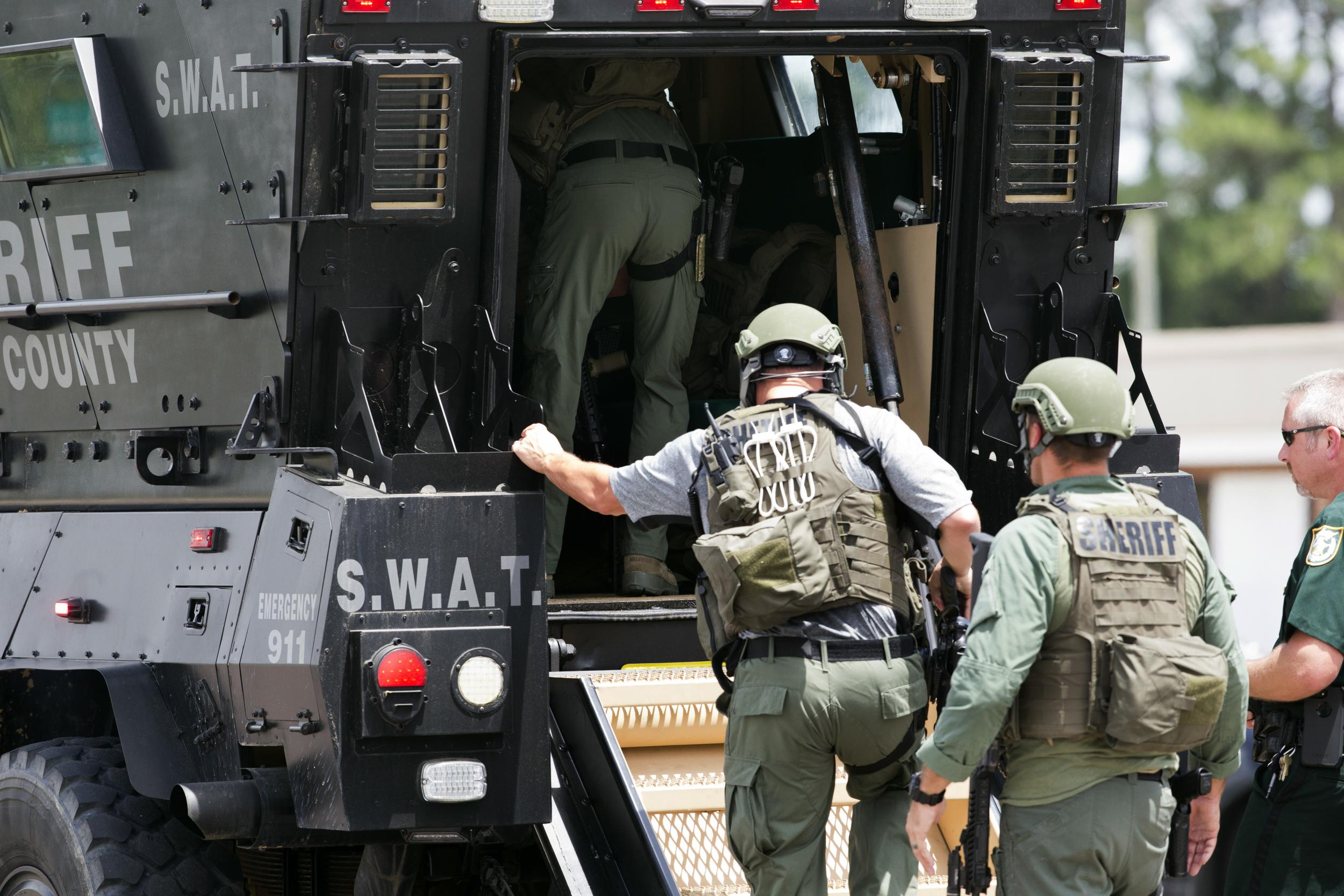 Panama City shooting: Suspect killed after hours-long standoff with police