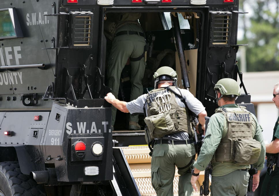 Panama City Shooting Suspect Killed After Hours Long Standoff With