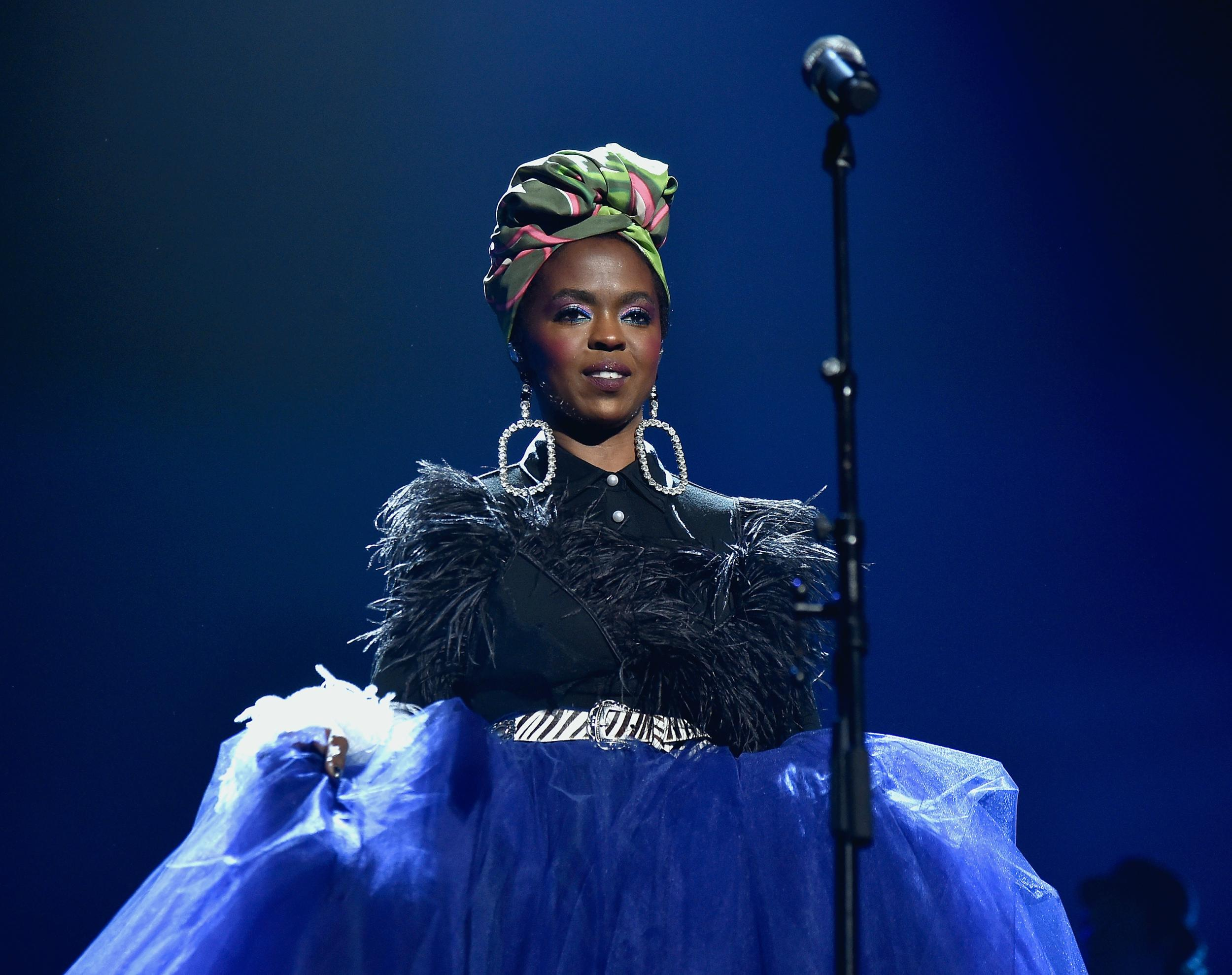Lauryn Hill to mark 20th anniversary of Miseducation with ...