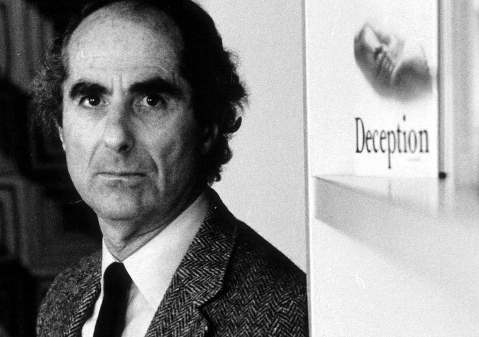 As Philip Roth dies, The Wire creator is adapting his Trump