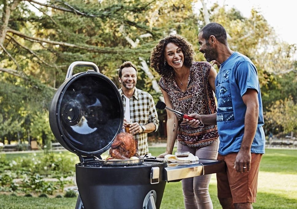 Tepro Toronto Holzkohlegrill Real : 10 best charcoal bbqs the independent