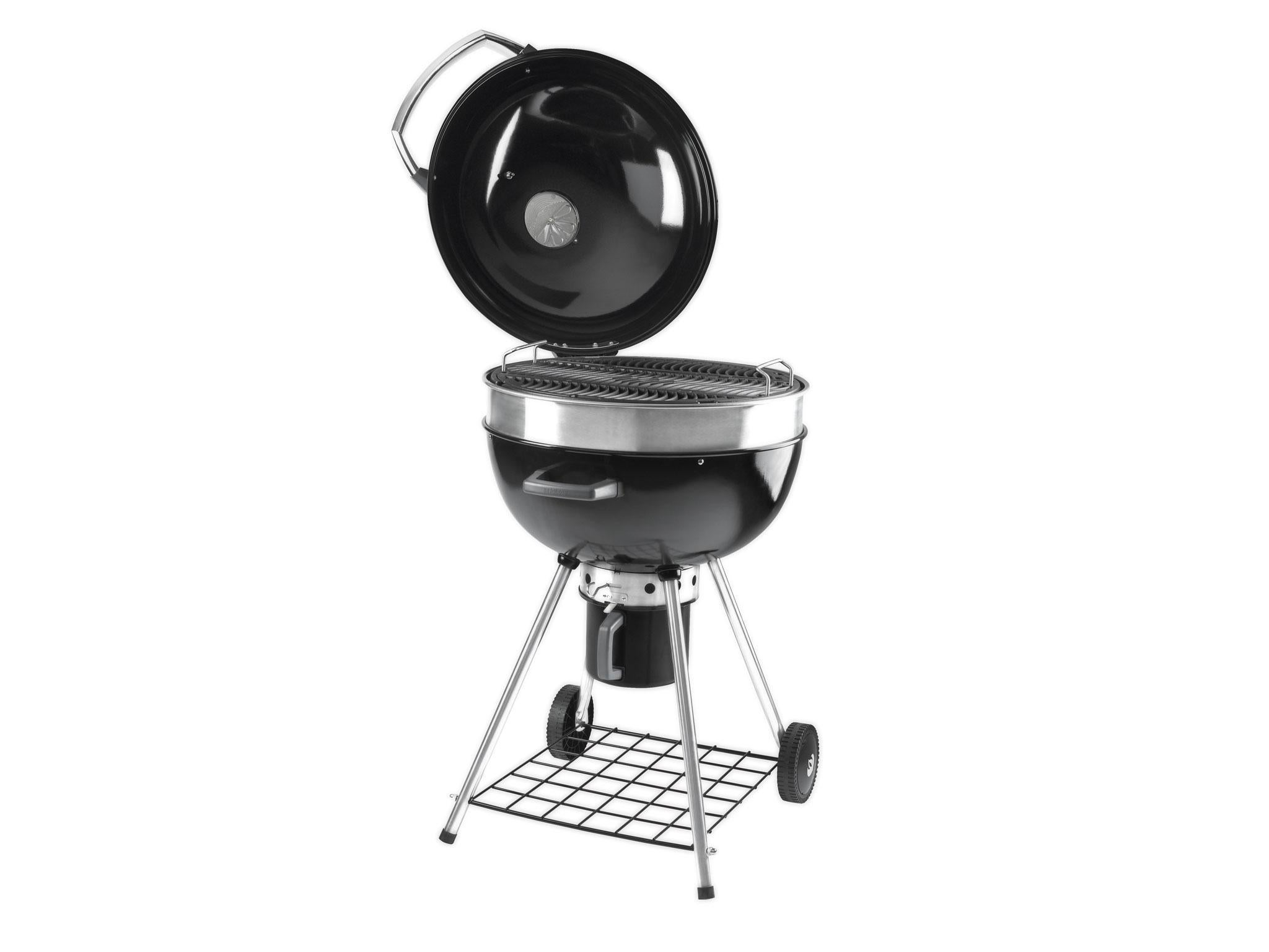 Napoleon Holzkohlegrill Charcoal Rodeo Professional Cart : Professional charcoal kettle bbq
