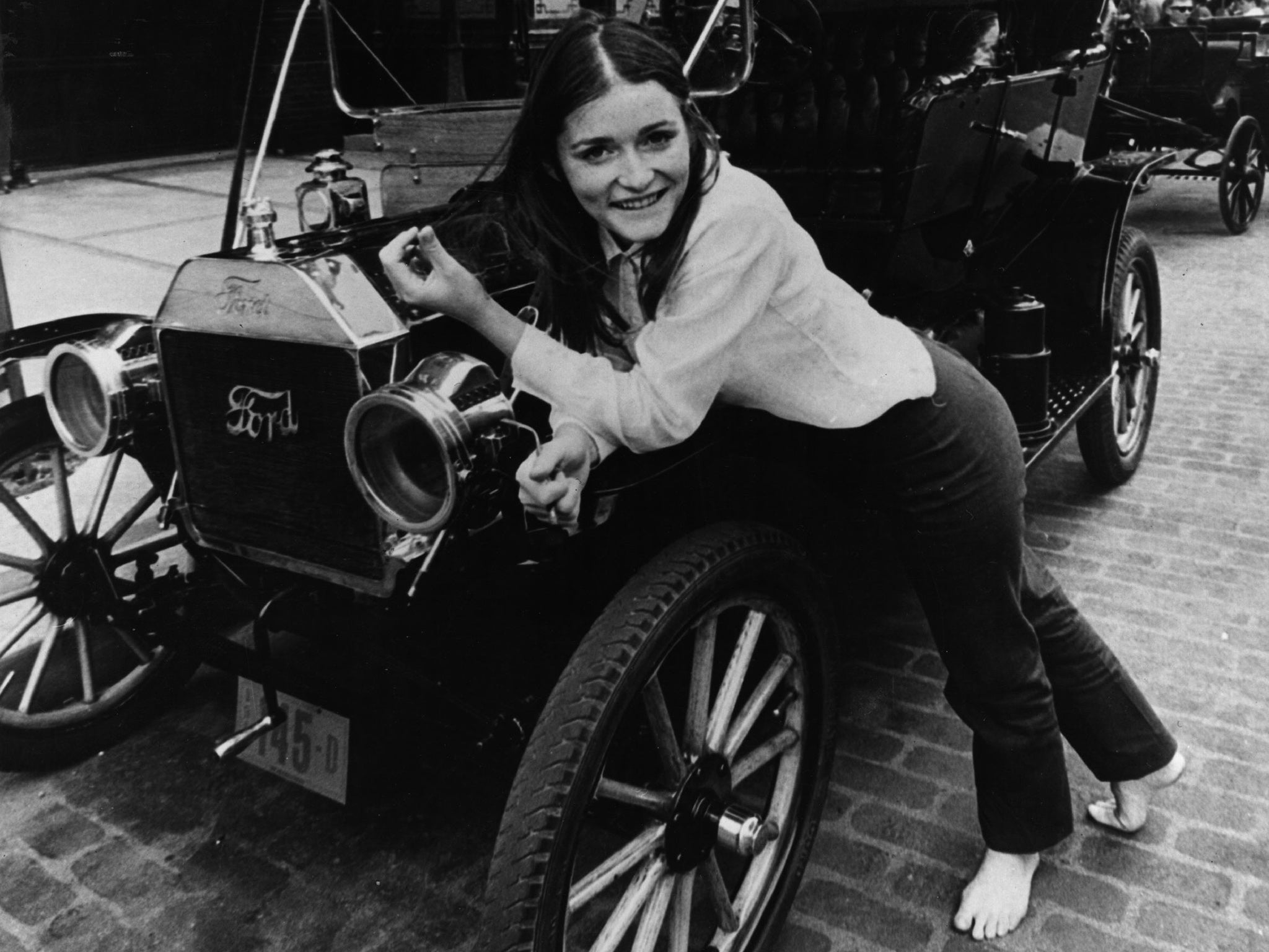 foto Margot Kidder