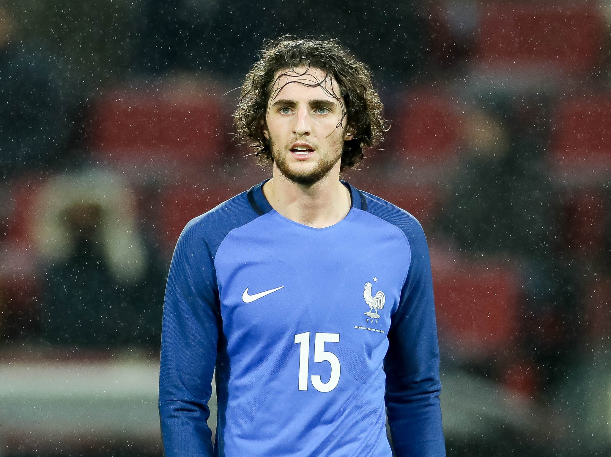 World Cup 2018: Paris Saint-Germain midfielder Adrien Rabiot refuses place on France reserve list