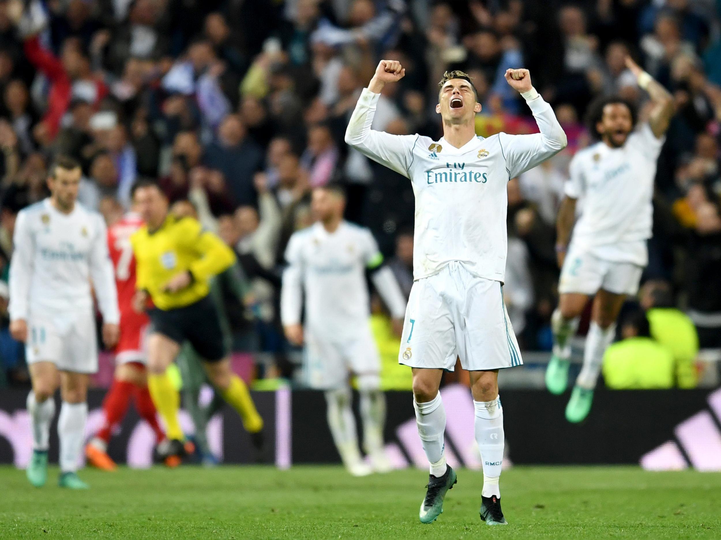 402e4e38b5d Champions League final  The arrogance of Real Madrid and why their  certainty of winning trumps Liverpool s mere belief