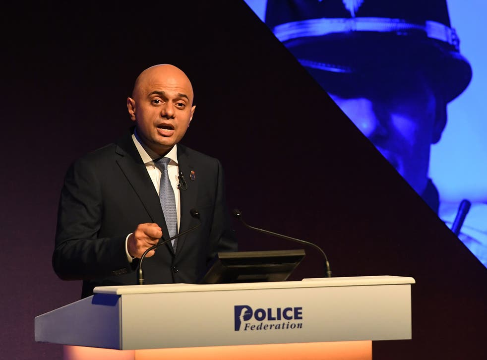 Sajid Javid will unveil the government's new counter terror strategy