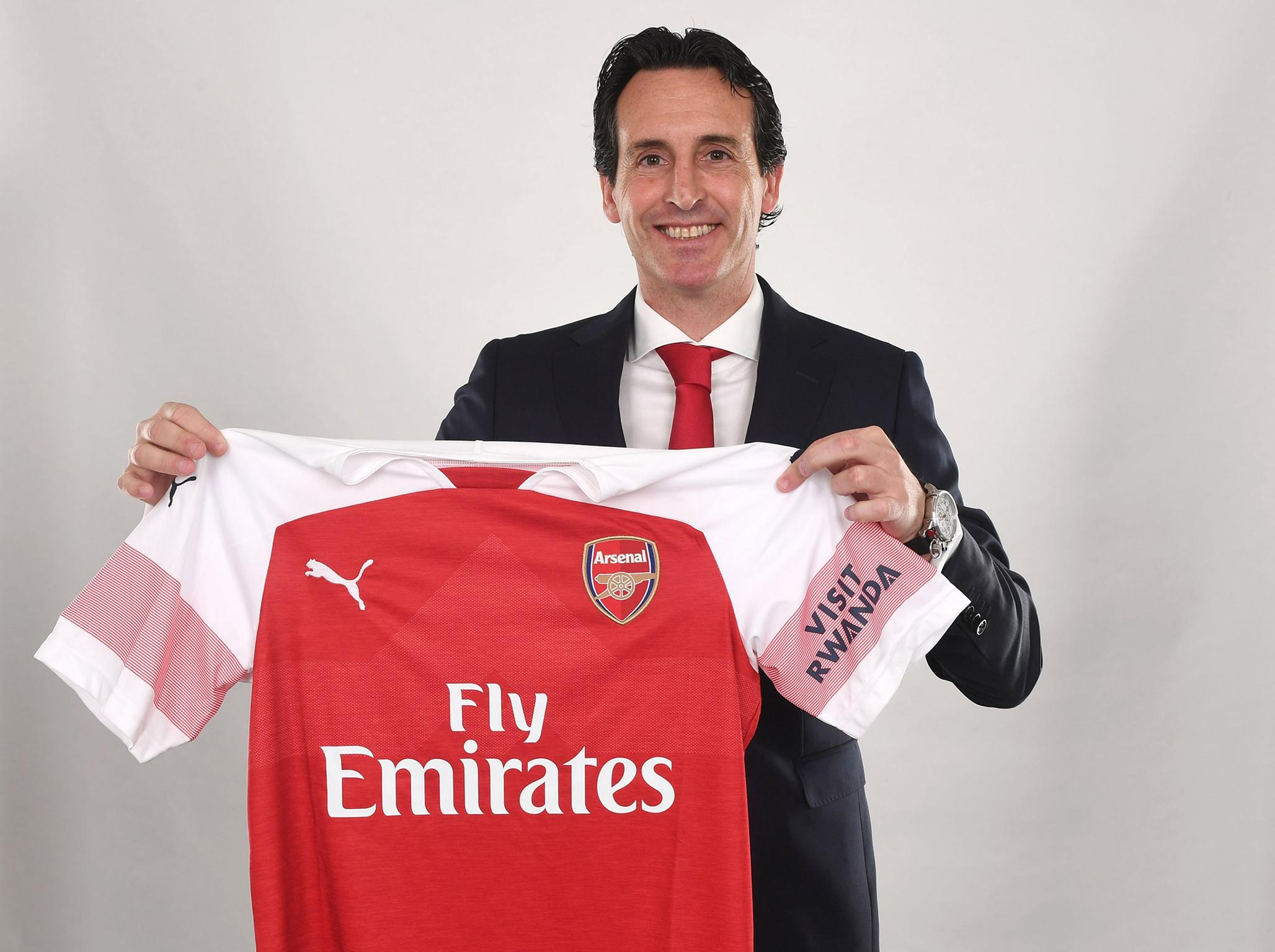 Arsenal Unai Emery press conference: Everything you need to know about new manager's first day in charge