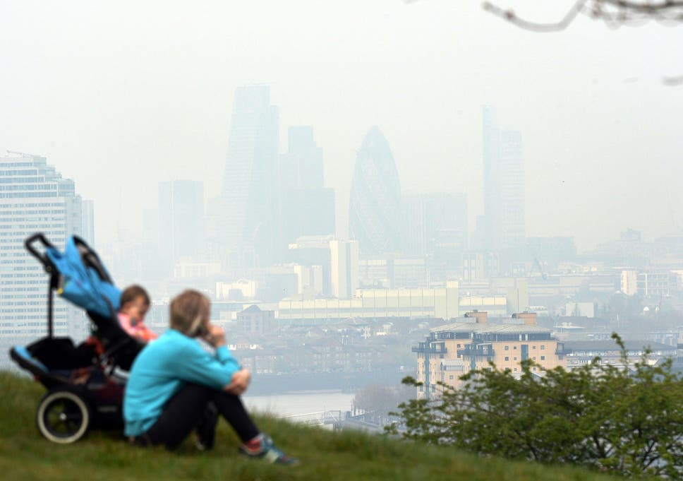 Exposure To Air Pollution During >> Your Exposure To Air Pollution Could Be Much Worse Than Your