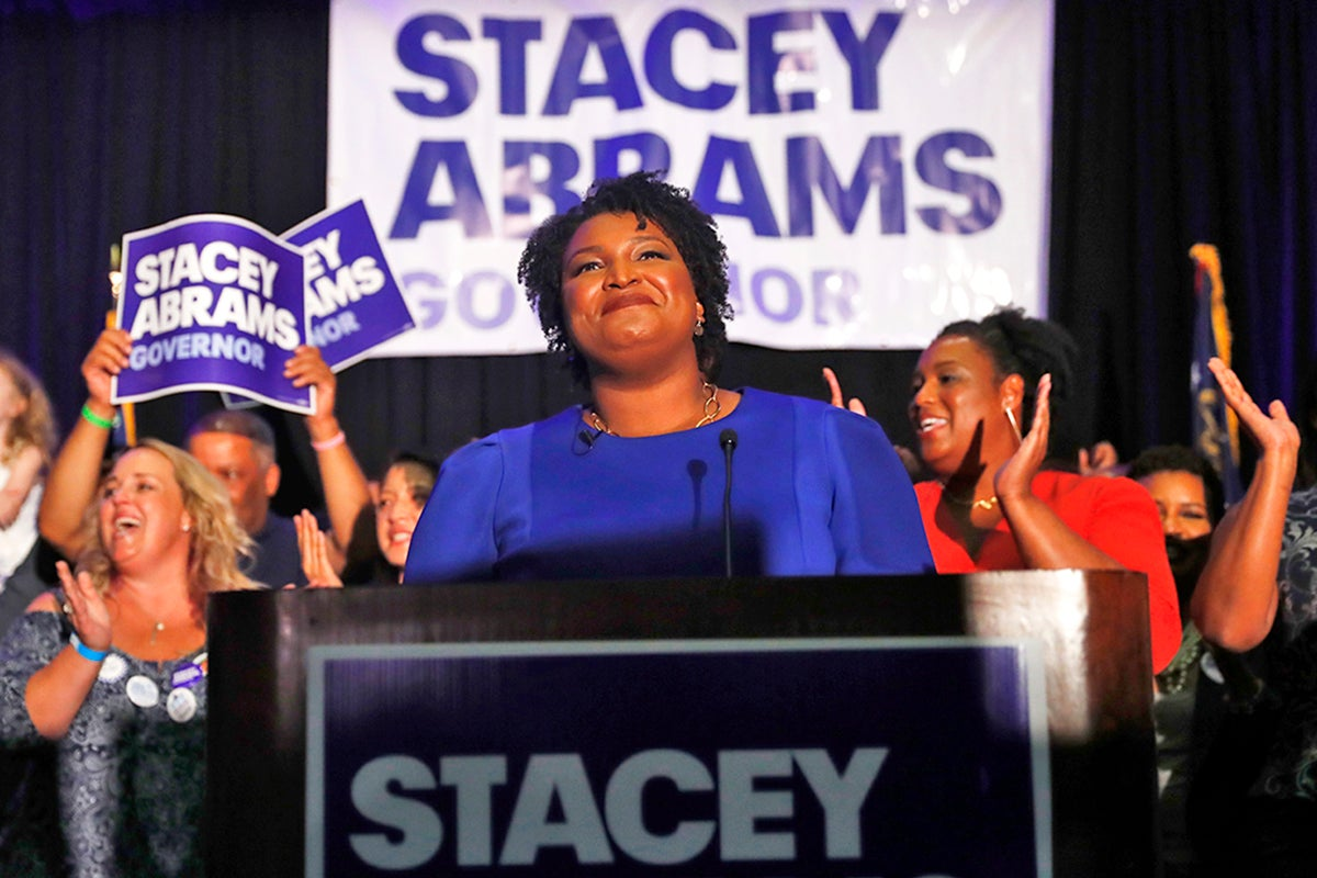State of the Union: Stacey Abrams to deliver Democratic response to Trump's address