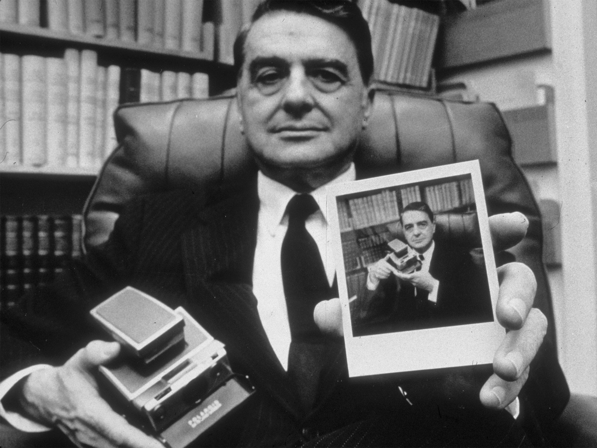 70 years of instant photos, thanks to inventor Edwin Land's Polaroid camera