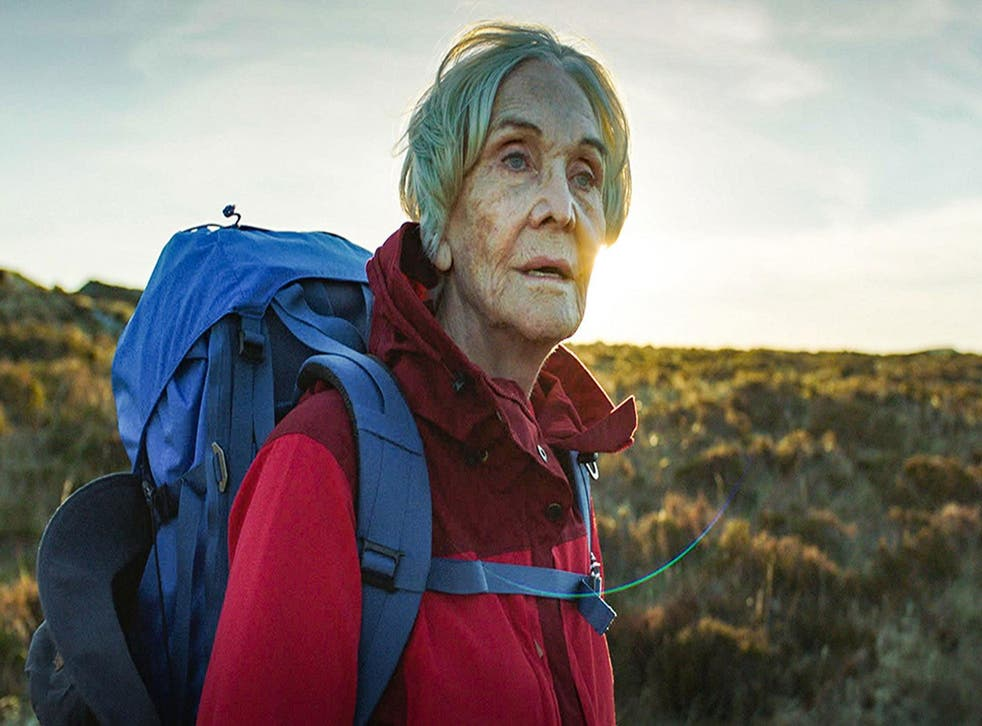 Woman on a mission: Sheila Hancock gives a strong-willed and sensitive performance as Edie
