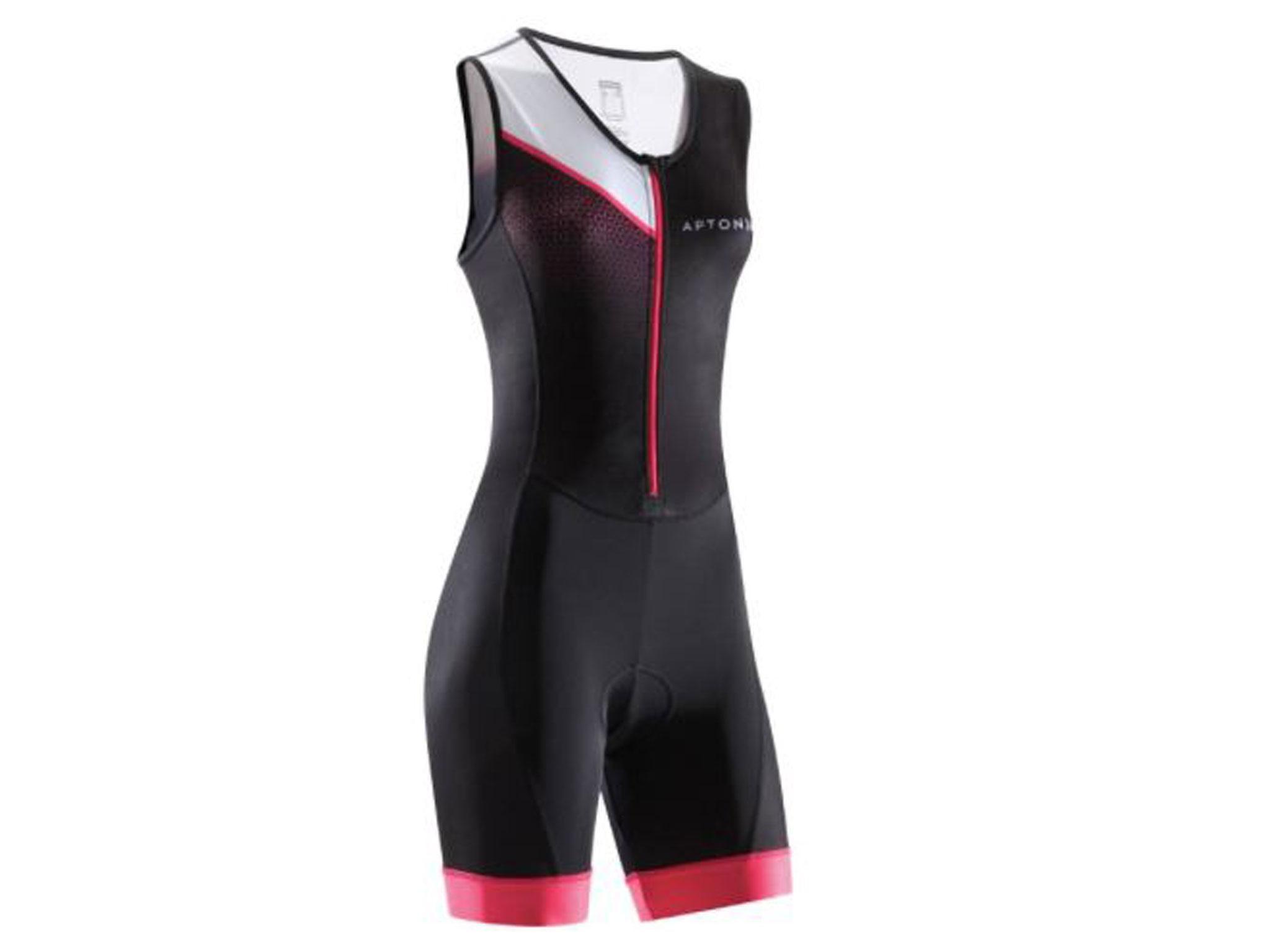 9c87eafc6 Aptonia SD Triathlon Women s Sleeveless Tri suit  £29.99