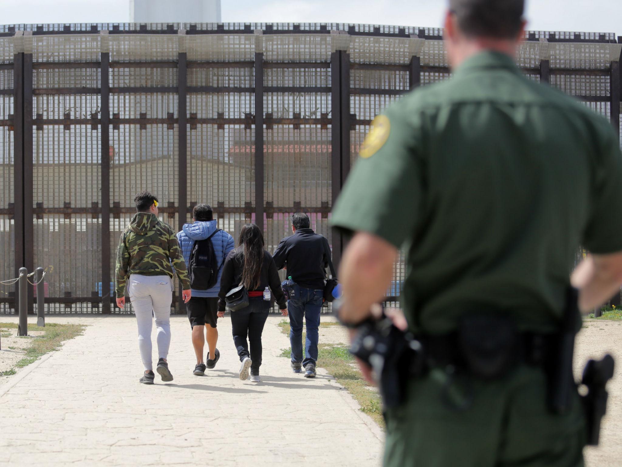 Startling increase in physical and sexual abuse of child immigrants by US Border Patrol, new report alleges