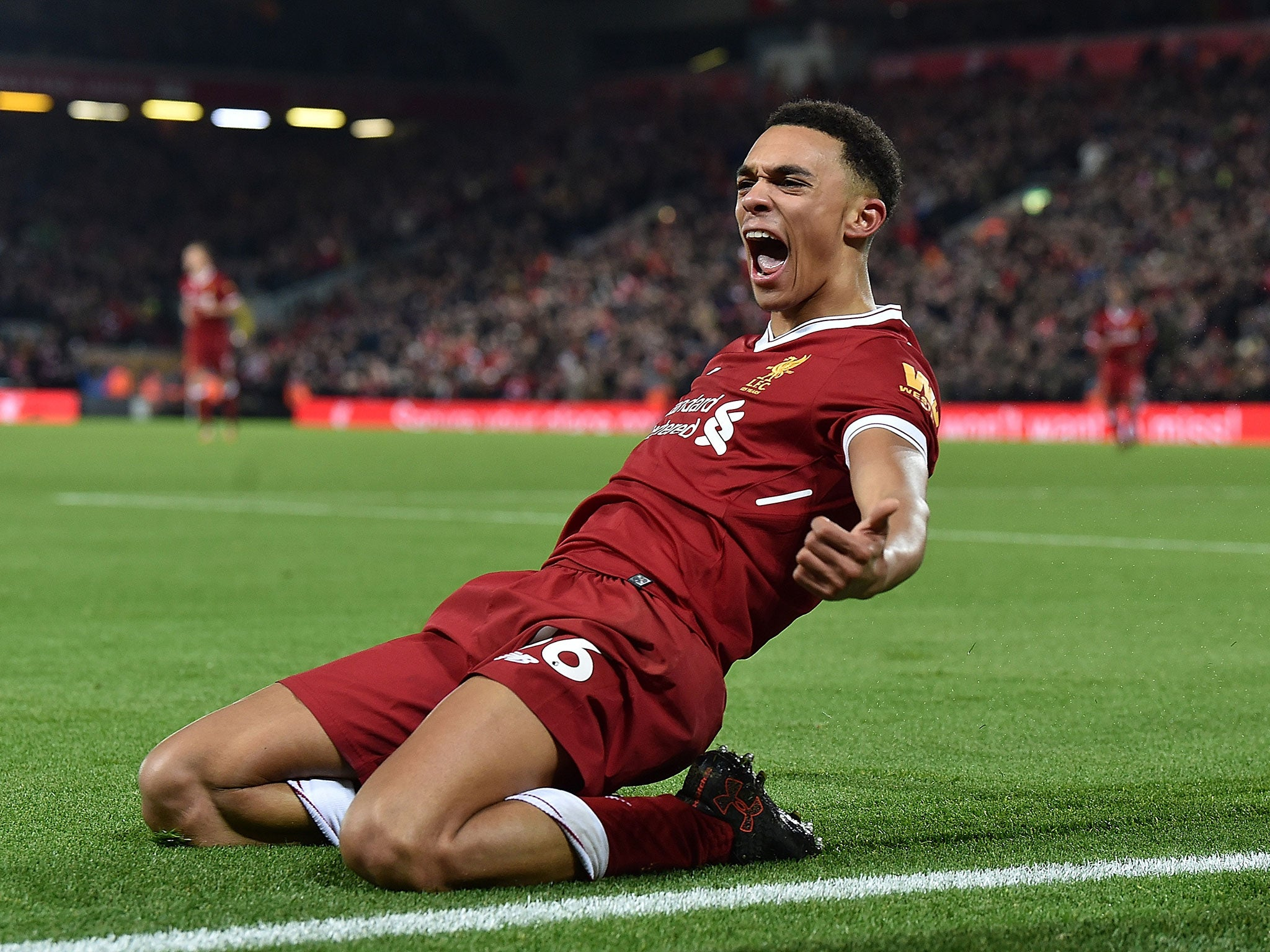 c1dbed8616f4 Any lover of football would know the English professional footballer Trent  Alexander-Arnold