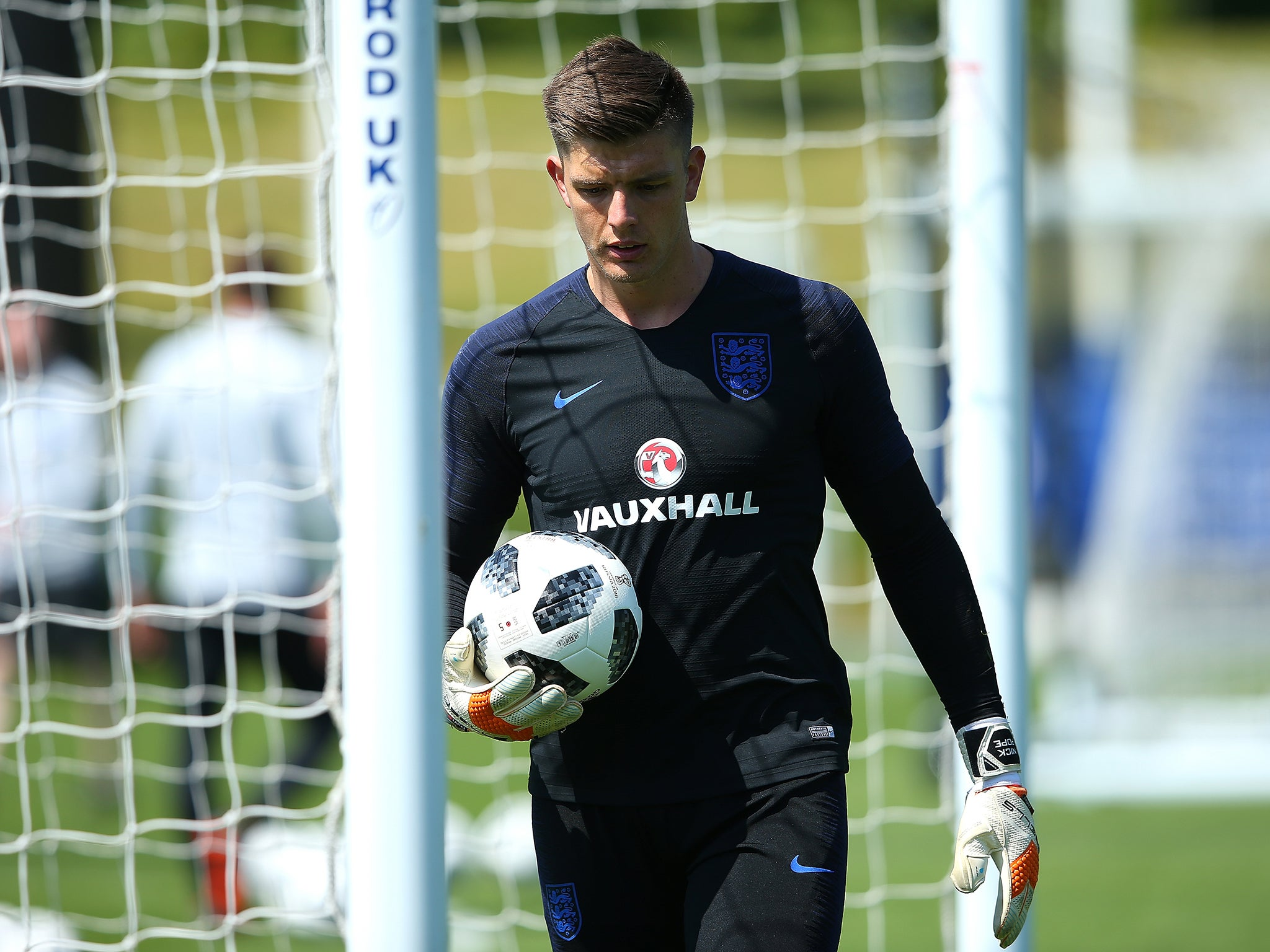 World Cup 2018: Nick Pope reflects on 'surreal' rise as he heads to Russia eight months after Premier League debut