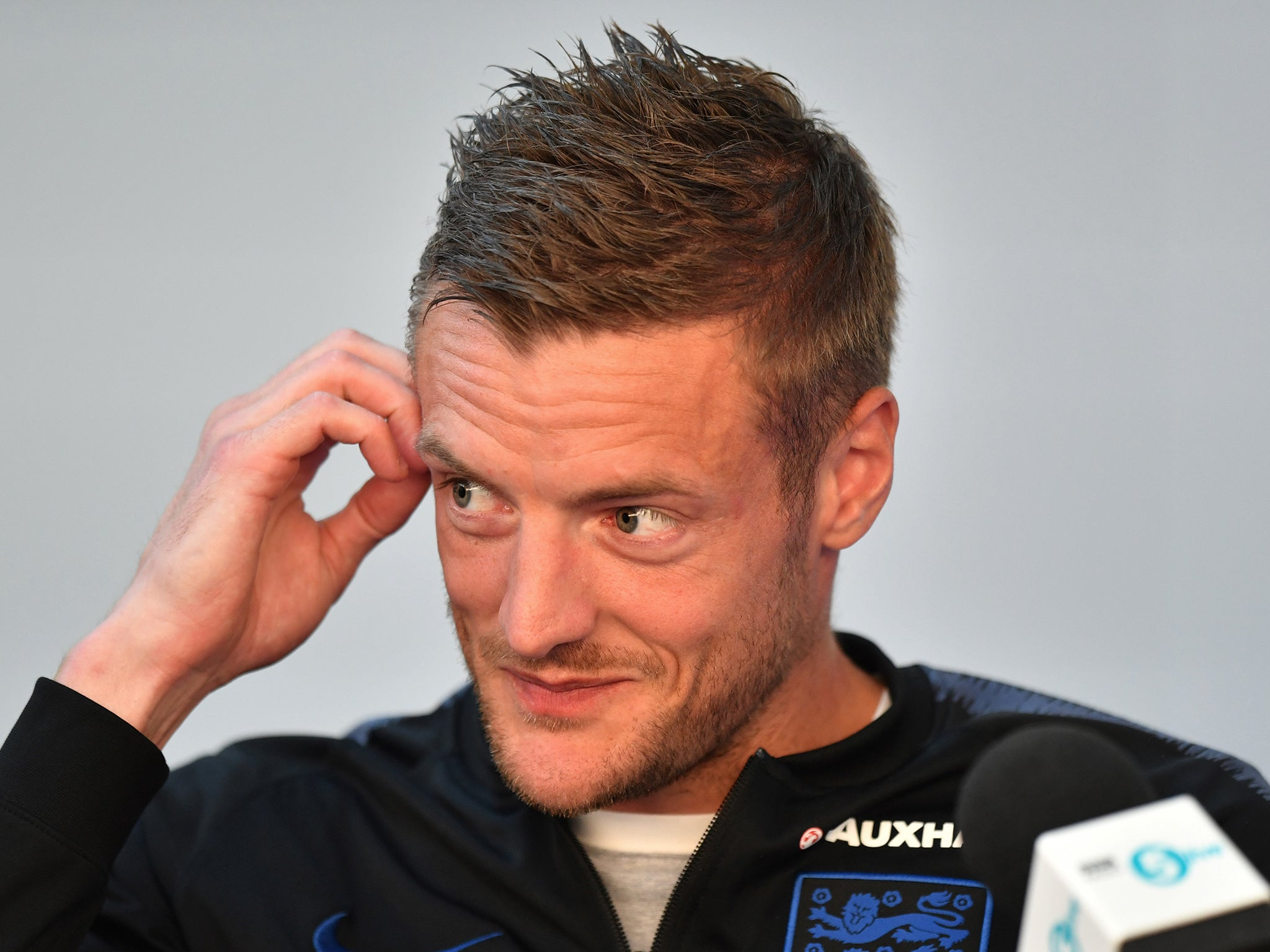 World Cup 2018: Jamie Vardy has no idea if Hollywood script writers are waiting for a fairy tale ending in Russia