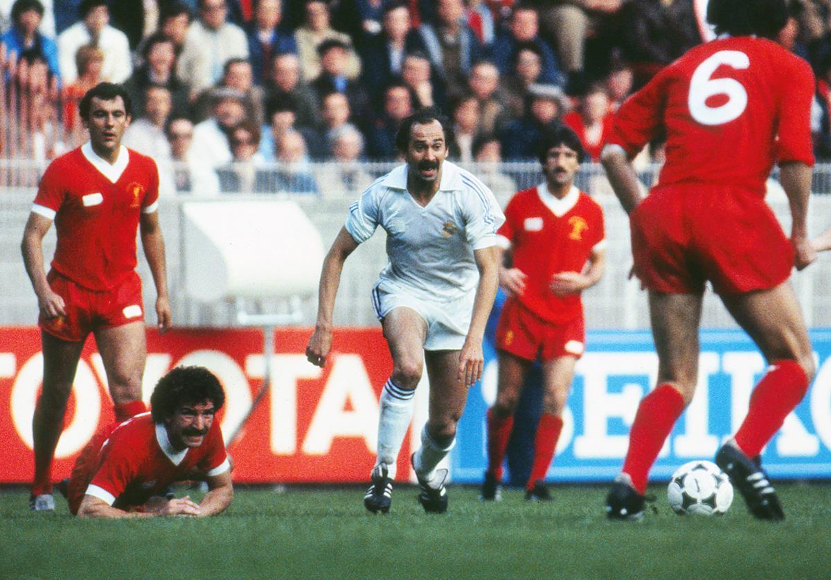 Liverpool Vs Real Madrid Final 1981