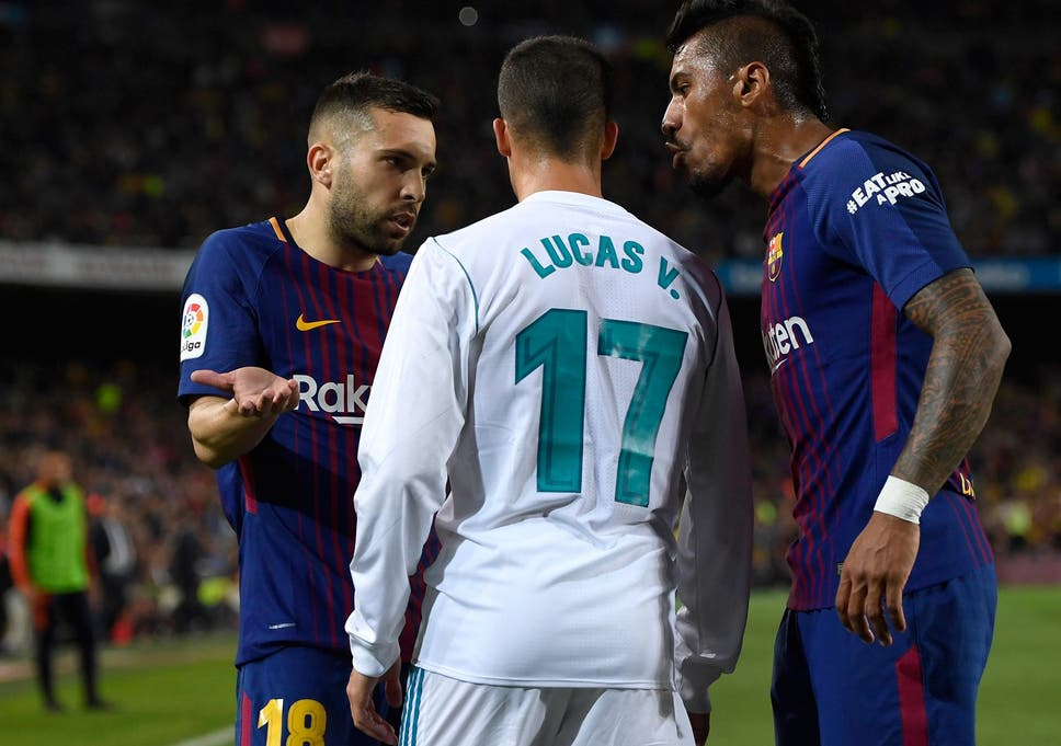 e6d1bca26 Champions League final  Jordi Alba backs Liverpool as Barcelona defender  hopes Real Madrid  lose all their games