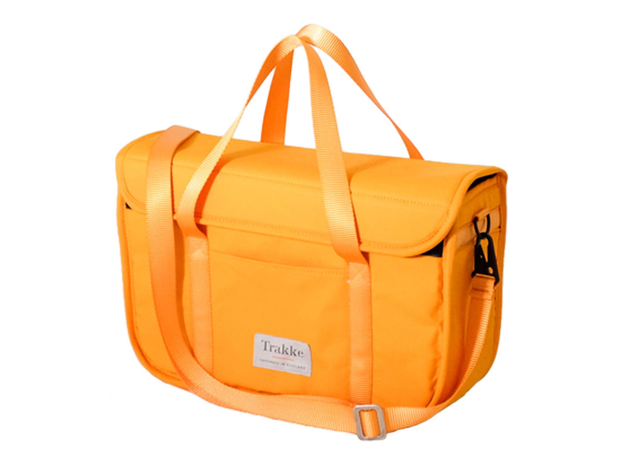 9 Best Camera Bags For Dslrs And Cscs The Independent Billingham Hadley Shoulder Bag Small Sage Choc Leather Trim If You Bought Trakkes Wee Lug Mk2 Our Messenger Buy Youll Appreciate This Bright Orange Accessory Made From Tough Dry Waxed Cotton