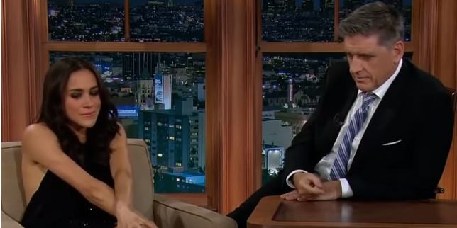This 2013 Meghan Markle interview has gone viral for all the wrong reasons