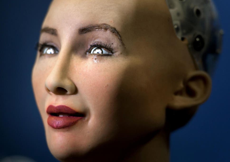 Robots Will Have Civil Rights By 2045 Claims Creator Of I Will