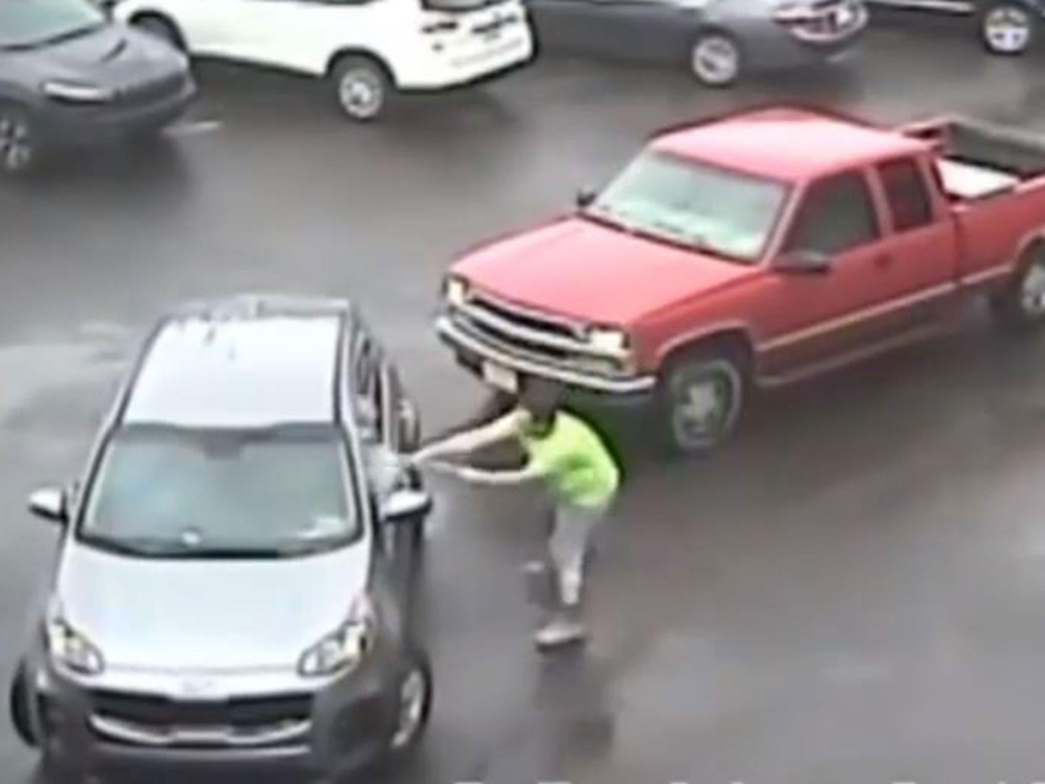Man's sledgehammer rampage caught on CCTV | The Independentindependent_brand_ident_LOGOUntitled