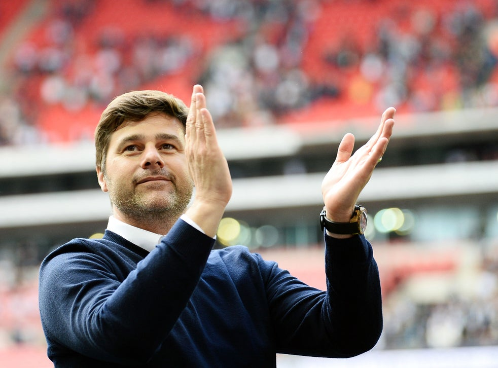 Mauricio Pochettino Signs New Five Year Tottenham Contract To Stay With Spurs Until 2023 The Independent The Independent