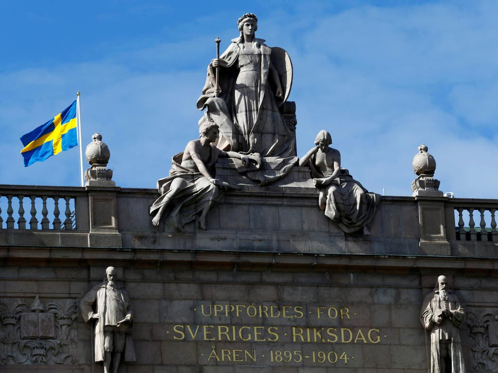 Αποτέλεσμα εικόνας για 4 men raped a girl in Sweden and the court let them free
