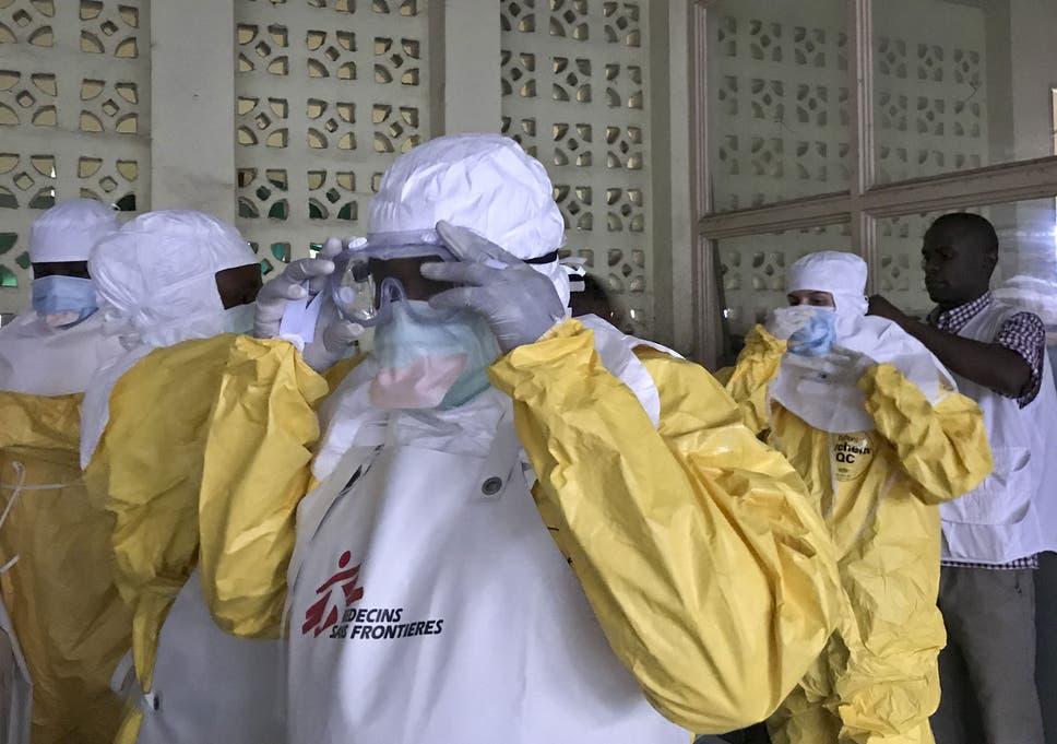 Ebola patients escape quarantine unit on motorbikes to