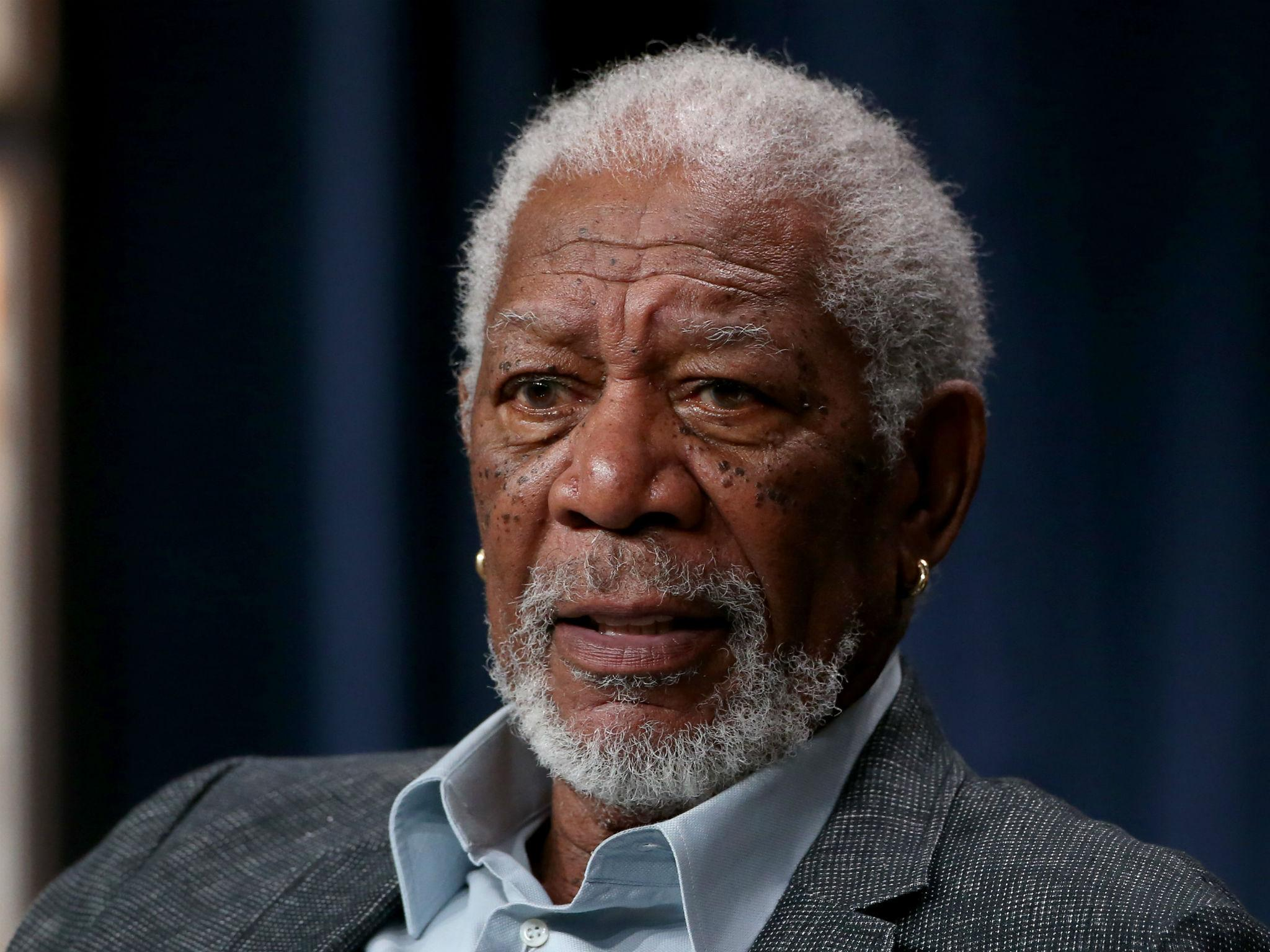 Morgan Freeman Issues Apology Over Sexual Harassment
