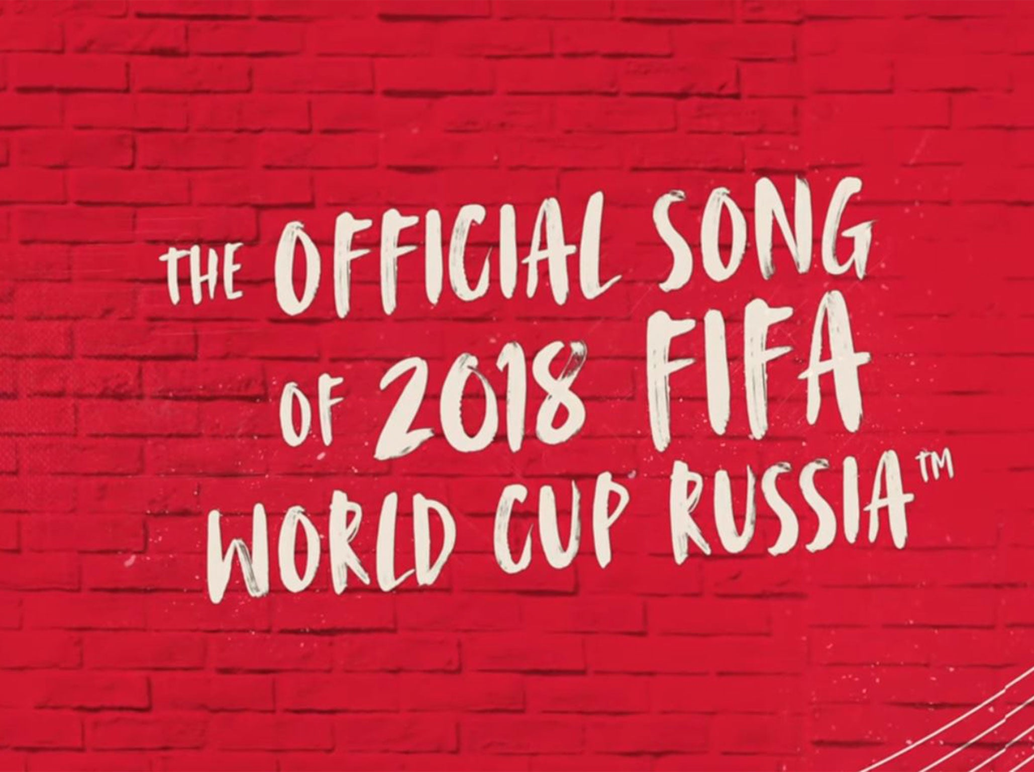 Official World Cup song \'Live It Up\' is every bit the hyper ...