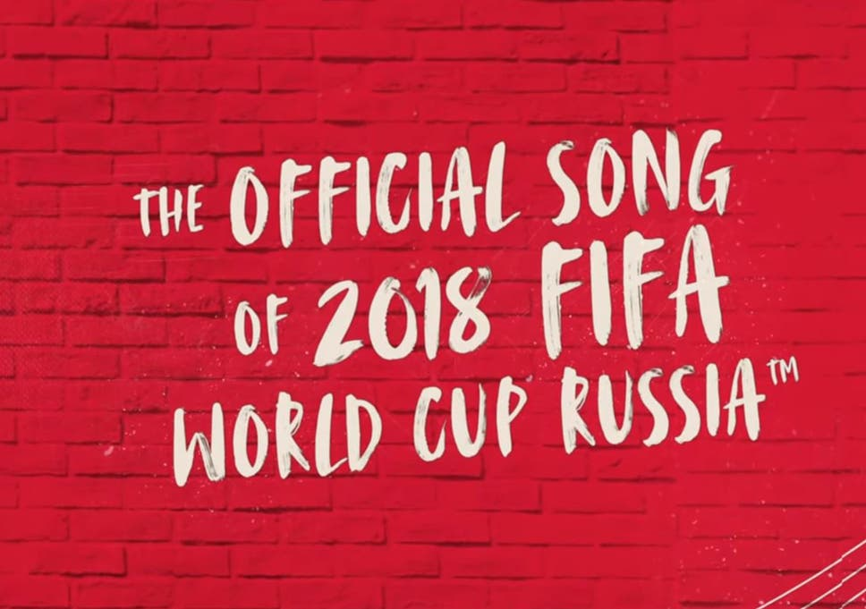 Official World Cup song 'Live It Up' is every bit the hyper