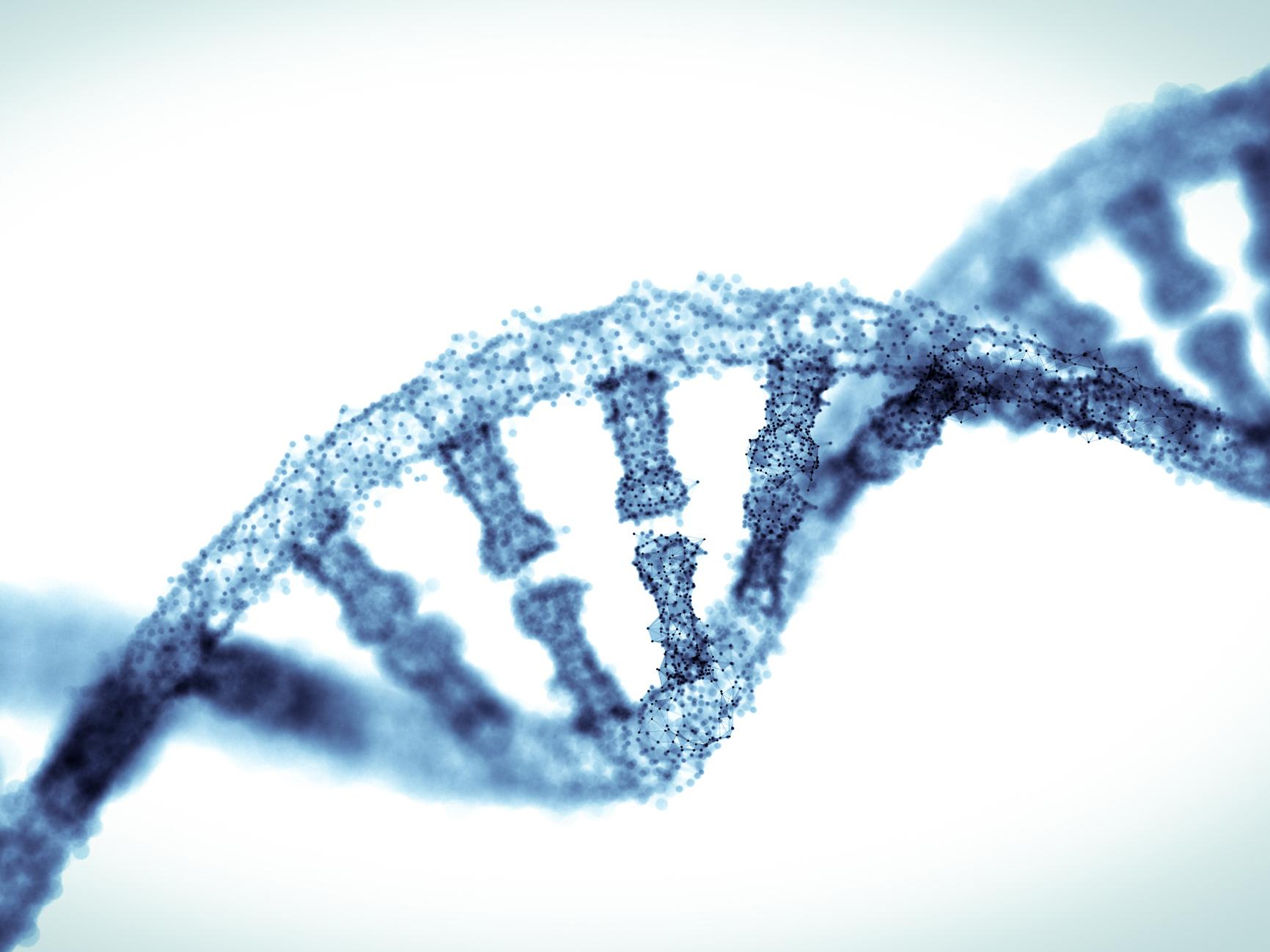 DNA can be manipulated to create tiny machines and computers