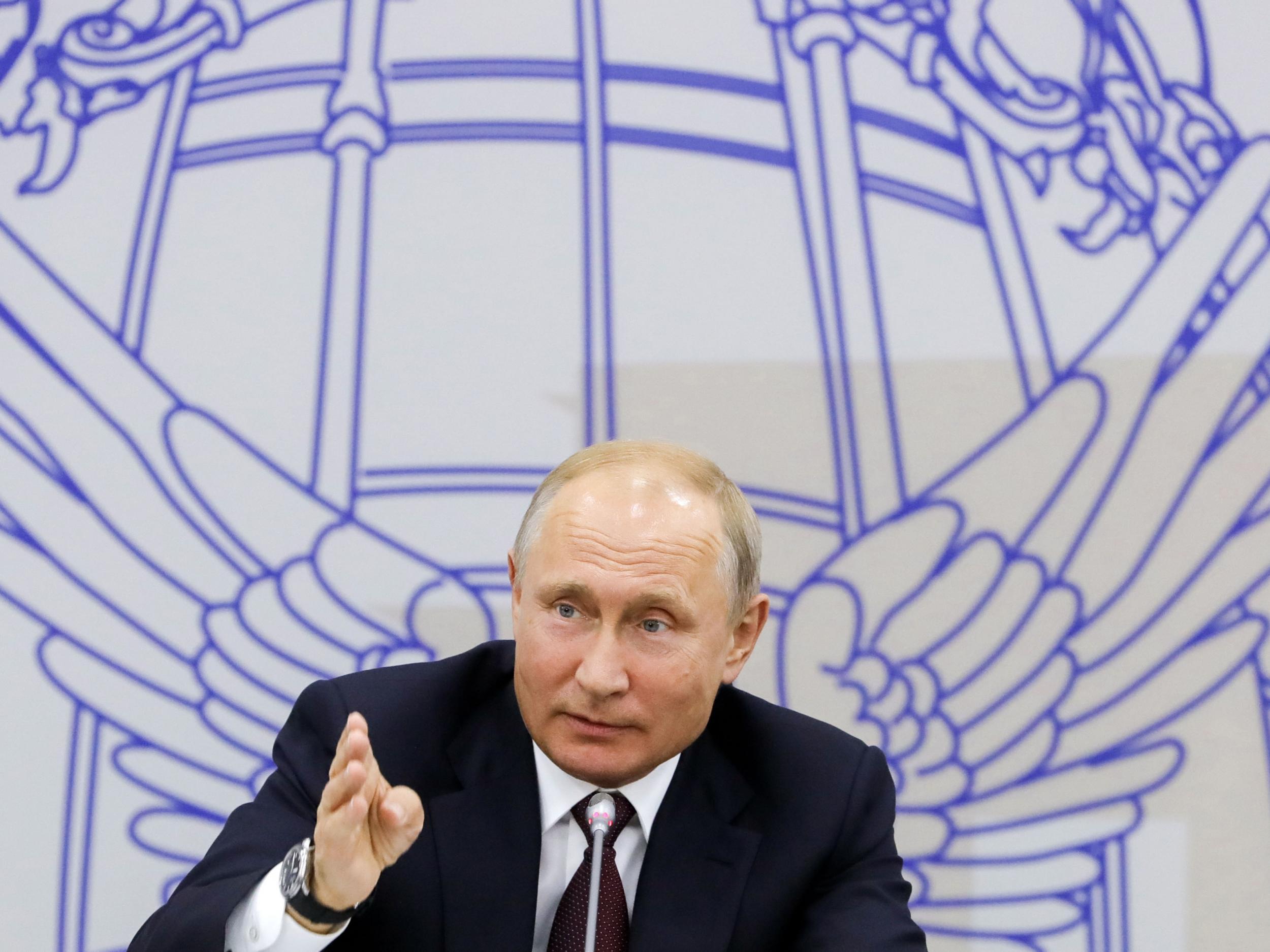 Výsledok vyhľadávania obrázkov pre dopyt Putin verzus Venezuela