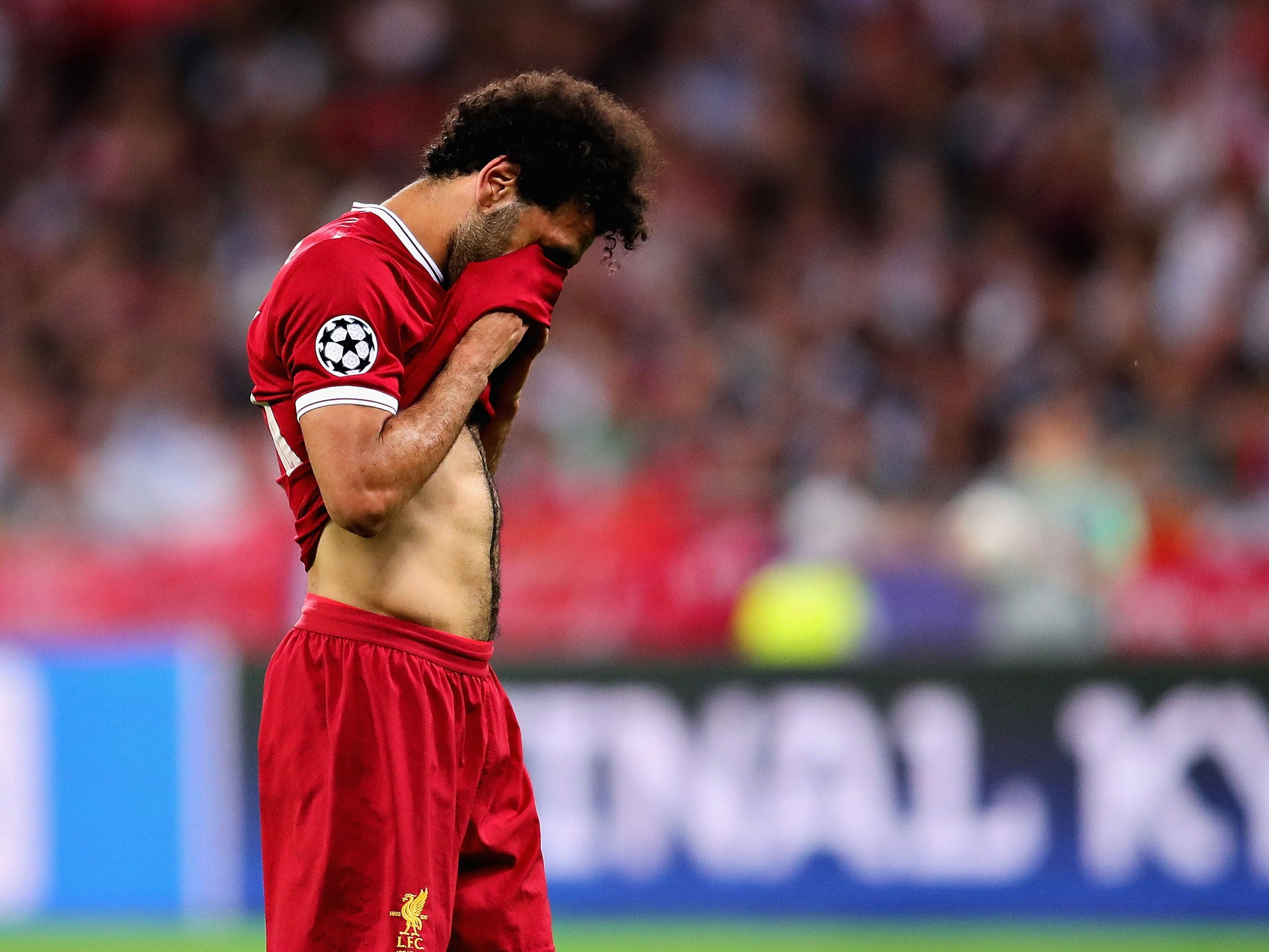 Mohamed Salah injury update: Liverpool physio confirms recovery period with World Cup hanging in the balance
