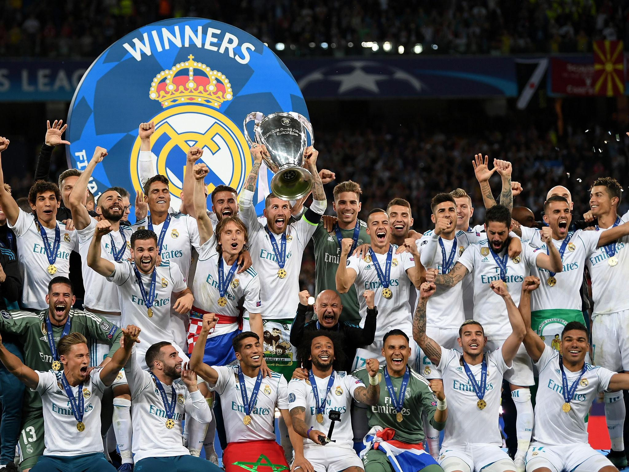 real madrid vs liverpool live champions league final reaction and