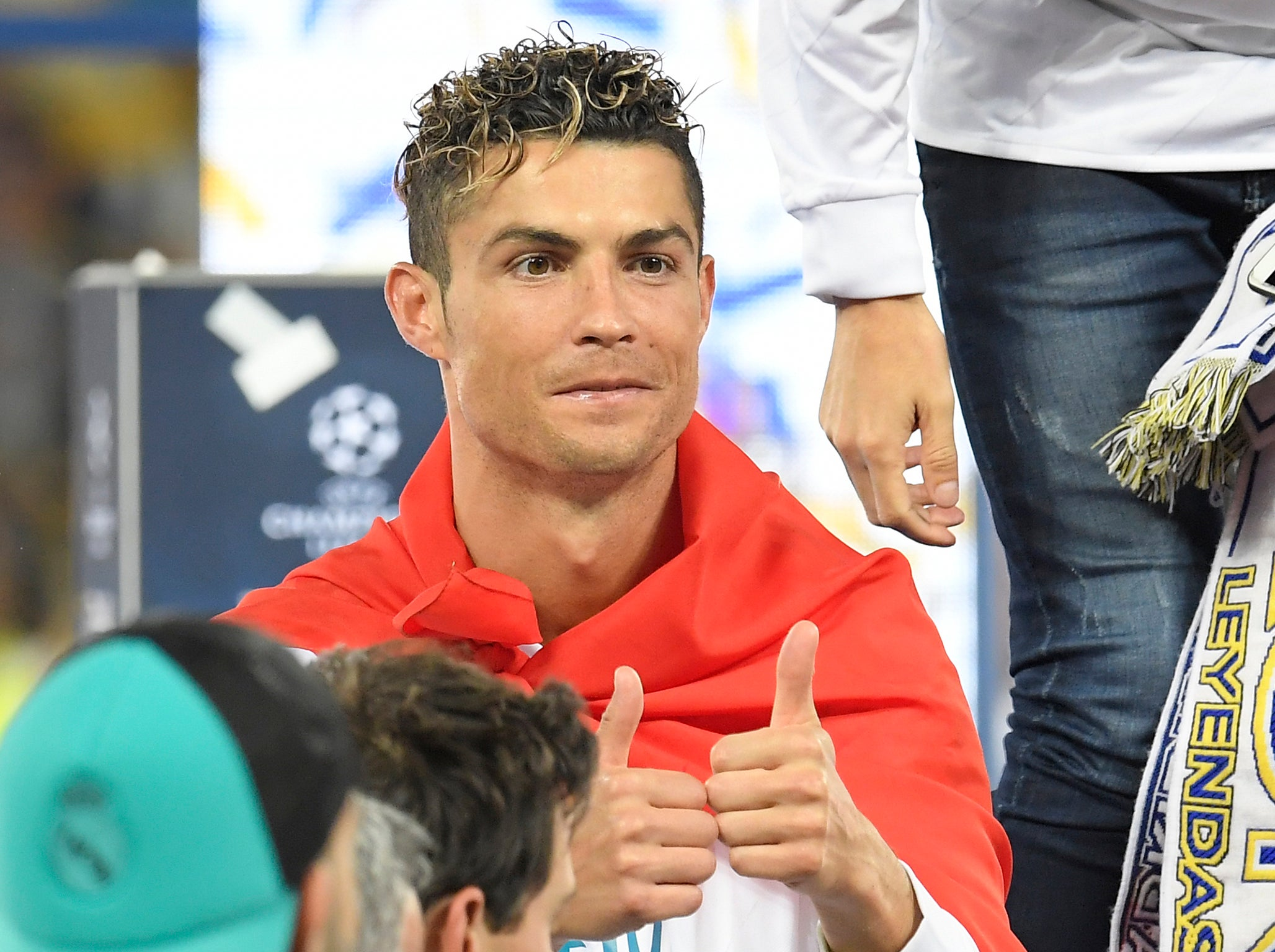 Cristiano Ronaldo Real Madrid Star Wants Champions League To Rename