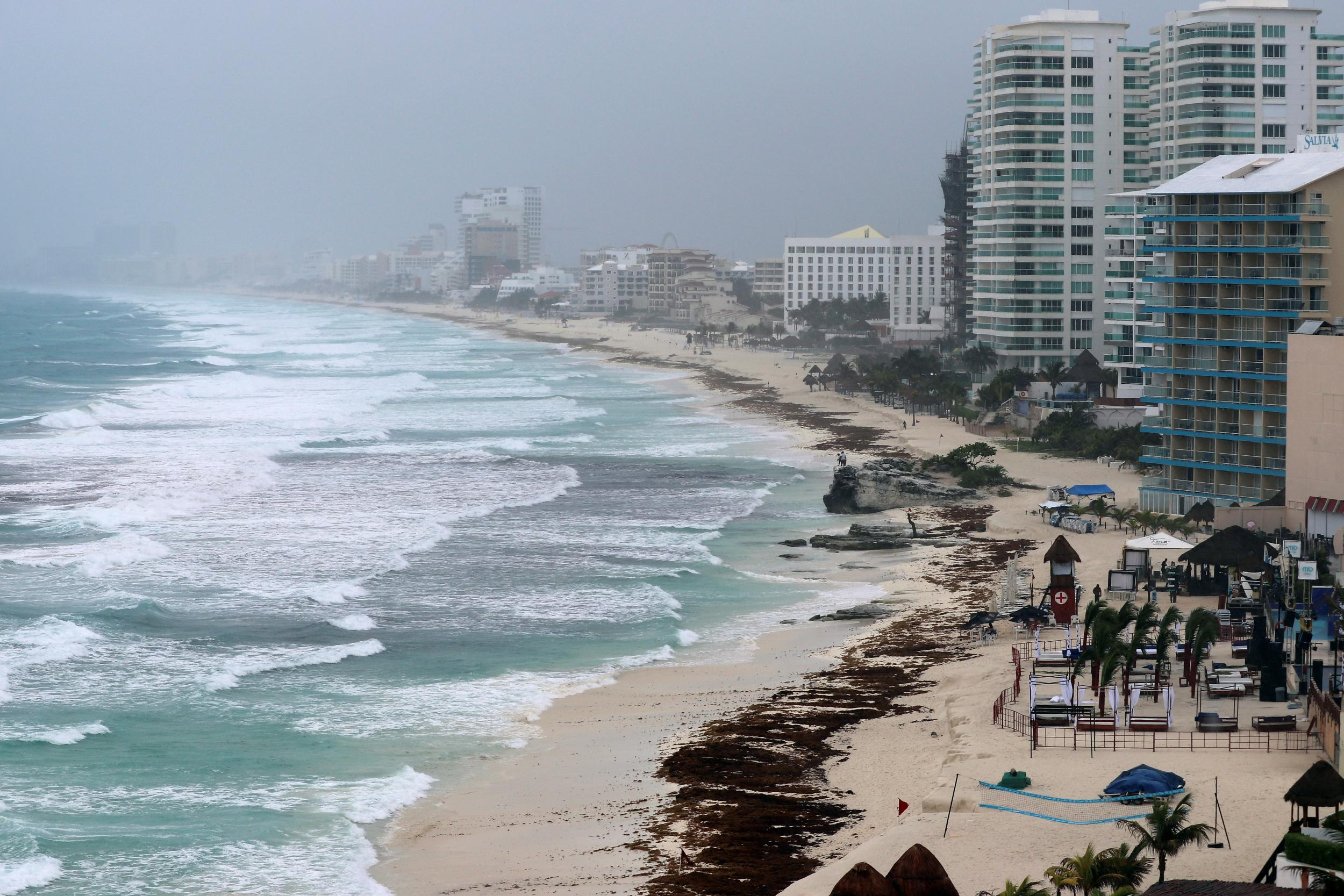Subtropical Storm Alberto: Emergency warnings issued with torrential rain expected to batter Florida, Louisiana, Mississippi and Alabama