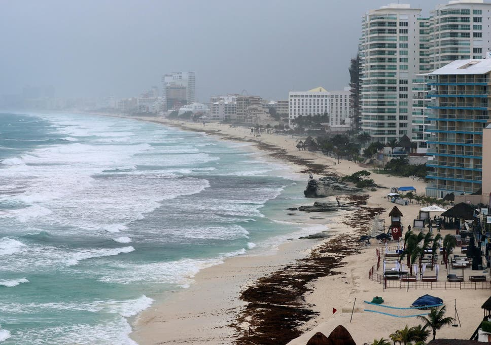 Subtropical Storm Alberto: Emergency warnings issued with