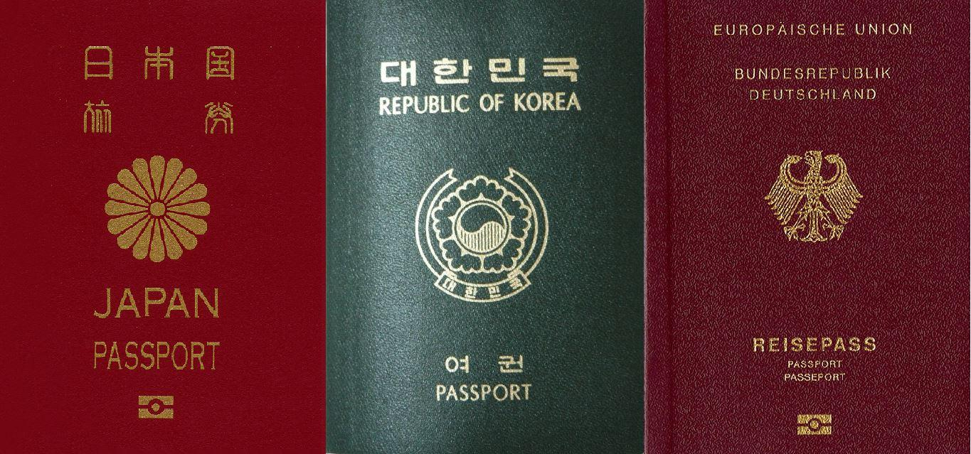 10 most powerful passports in the world in 2018 | indy100