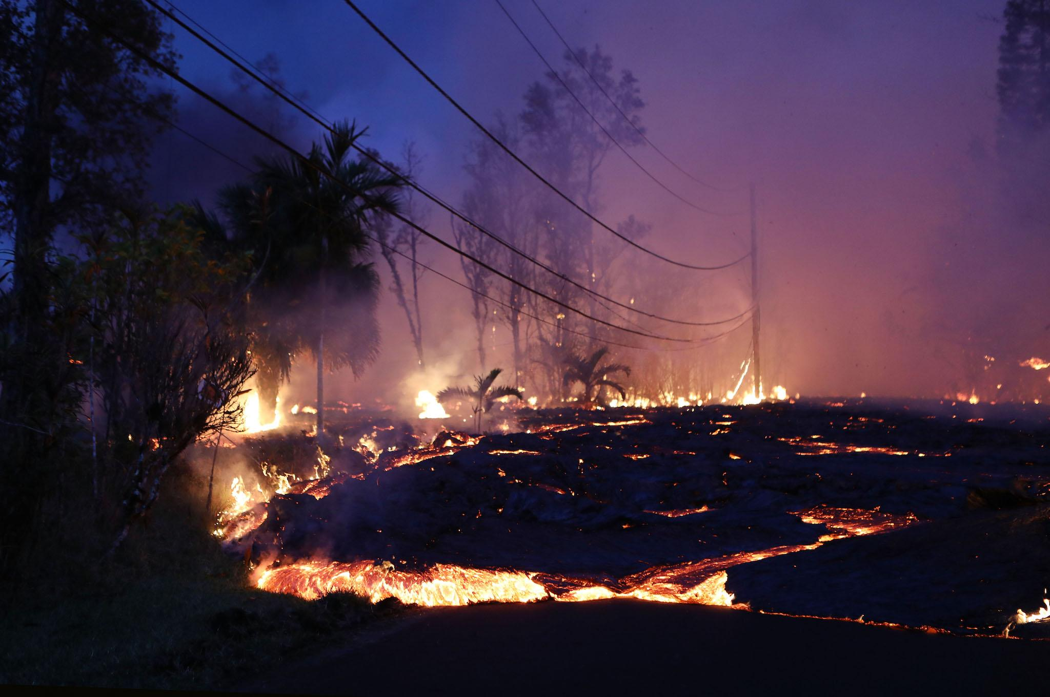 kilauea sex personals Emergency evacuations have been ordered in hawaii after kilauea volcano began to erupt - causing a river of molten lava to flow from the ground.