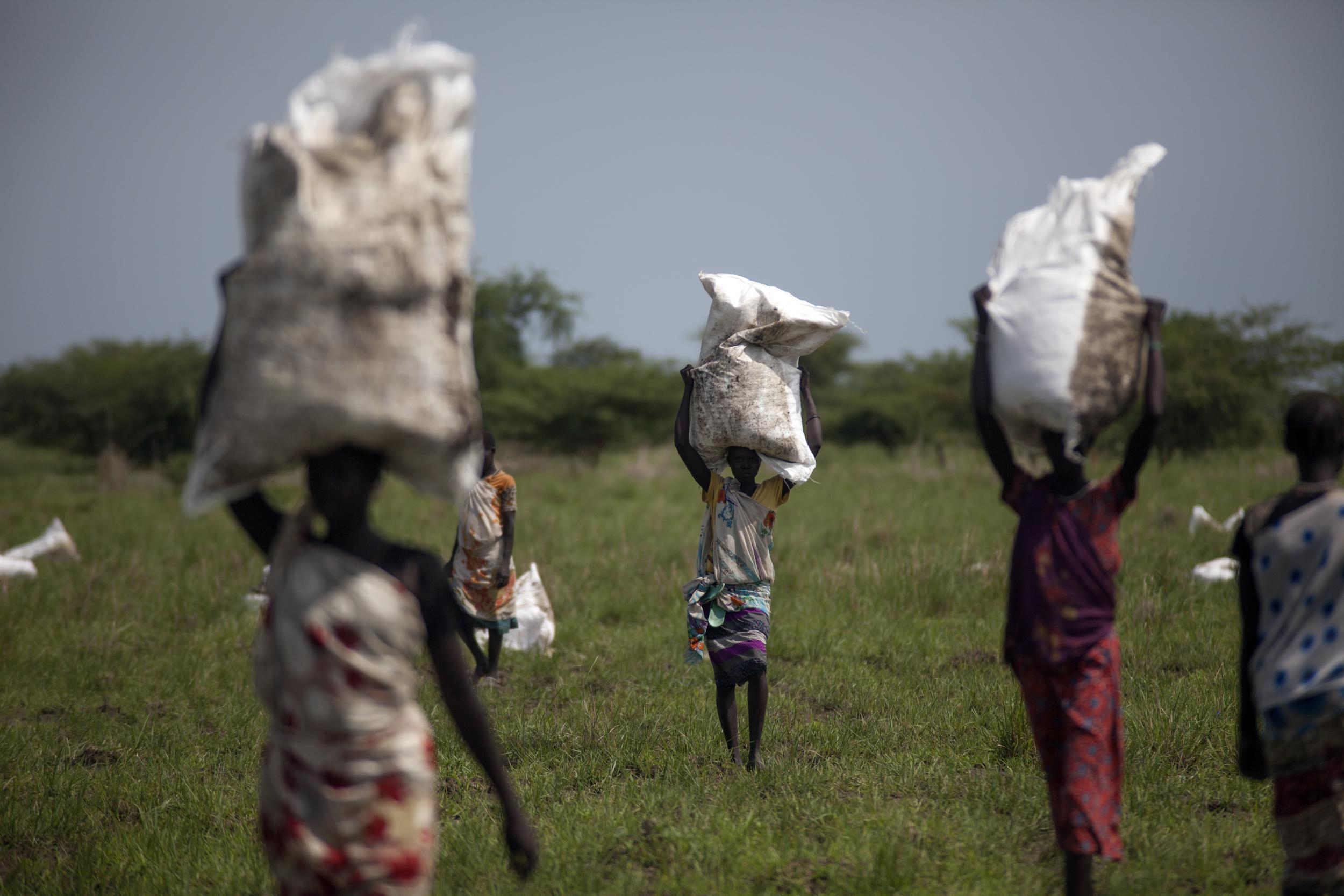 Oxfam calls for urgent action to prevent South Sudan famine
